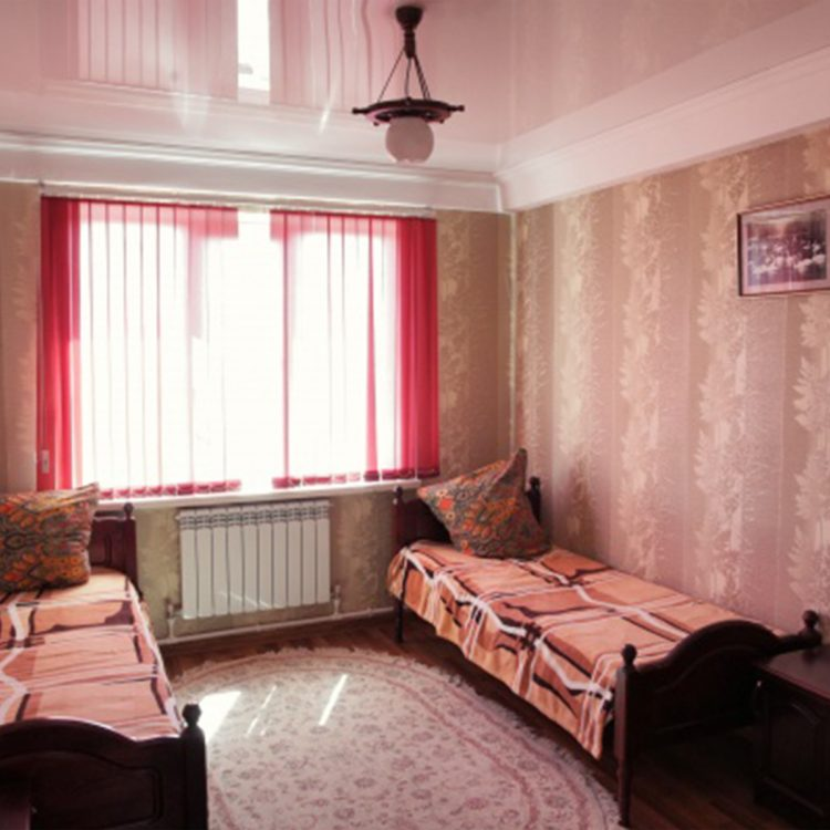 Dagestan - accommodation 1