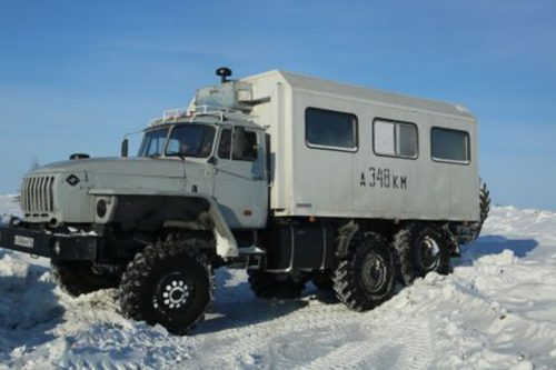 Chukotka - accommodation 2