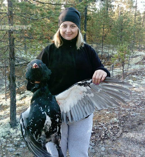 Capercaillie hunting - foto 3